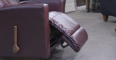 How to Fix a Recliner Footrest
