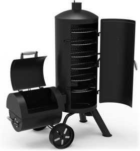 best vertical smokers image 1